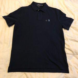 NEW Ralph Lauren Polo Shirt - Navy Blue - Medium